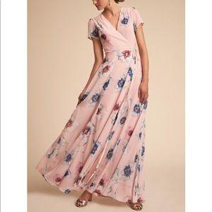 Yumi Kim Blush Pink Maxi Dress